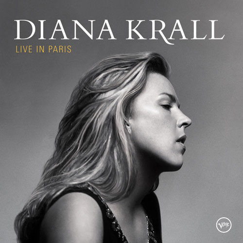 Diana Krall Live In Paris Numbered Limited Edition 180g 45rpm 2LP