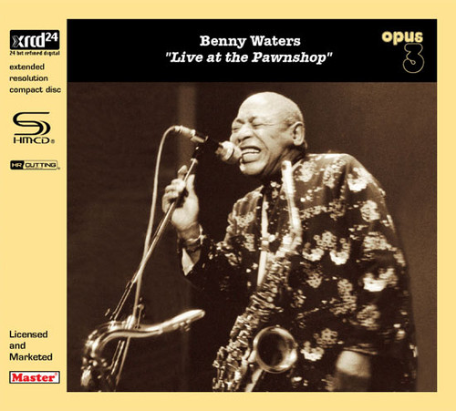 Benny Waters Live At The Pawnshop SHM-XRCD24