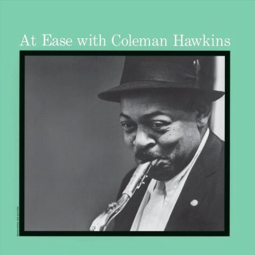 Coleman Hawkins At Ease with Coleman Hawkins LP