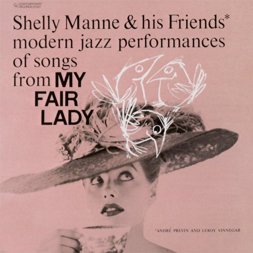 Shelly Manne & His Friends Modern Jazz Performances Of Songs From My Fair Lady LP