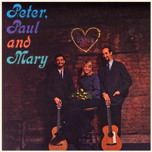 Peter, Paul And Mary Peter, Paul And Mary Low Numbered Limited Edition 180g 45rpm 2LP
