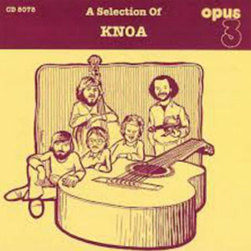 KNOA A Selection of KNOA Master Quality Reel To Reel Tape