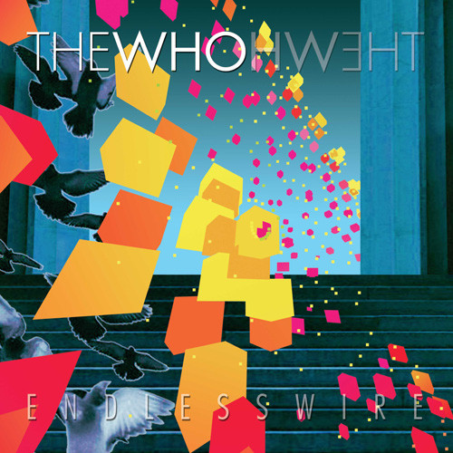 The Who Endless Wire 180g 2LP