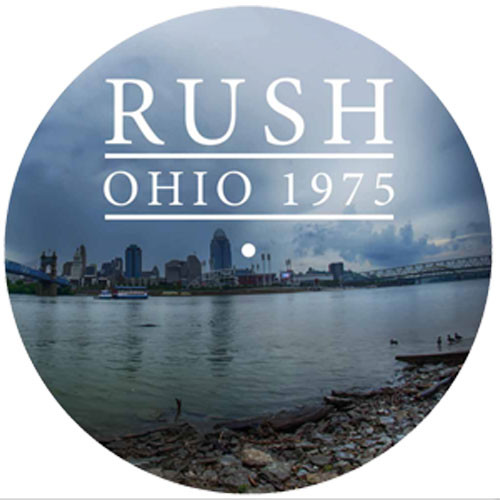 Rush Ohio 1975 LP (Picture Disc)