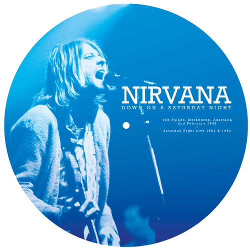 Nirvana Down Under On A Saturday Night  LP (Picture Disc)