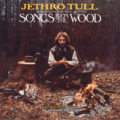 Jethro Tull Songs From the Wood 180g LP