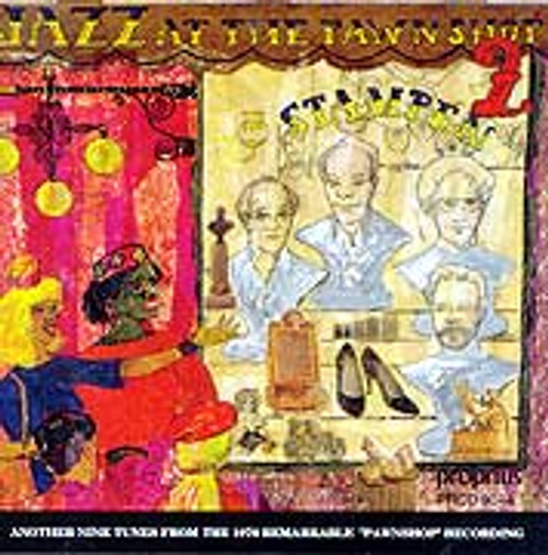 Jazz At The Pawnshop Volume 2 CD