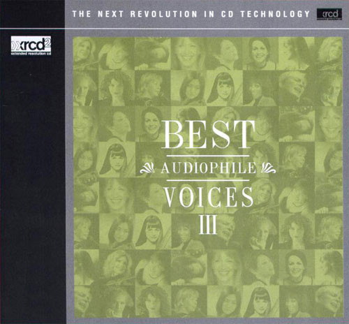 Best Audiophile Voices III XRCD2