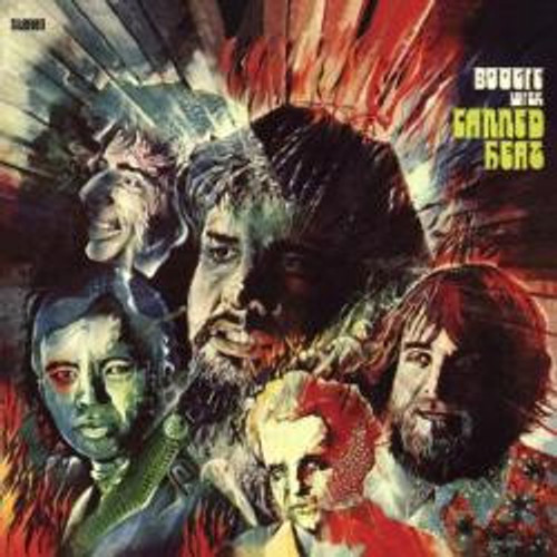Canned Heat Boogie With Canned Heat 180g LP