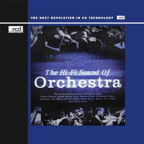 The Hi-Fi Sound Of Orchestra XRCD2