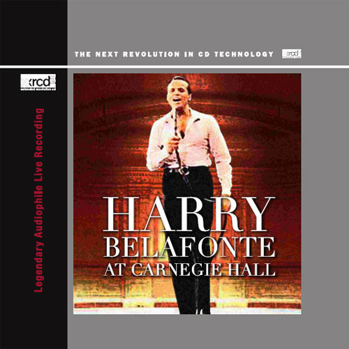 Harry Belafonte At Carnegie Hall XRCD2