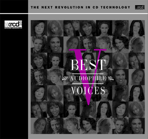 Best Audiophile Voices V XRCD2
