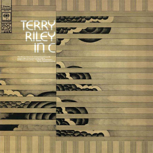 Terry Riley In C 180g LP