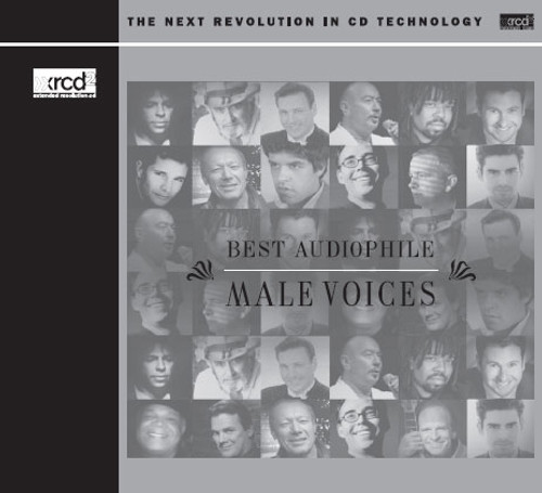 Best Audiophile Male Voices XRCD2