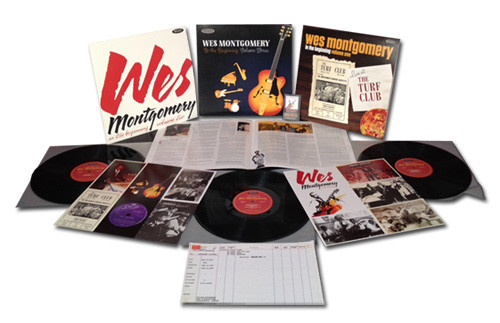 Wes Montgomery In the Beginning Numbered Limited Edition 180g 3LP Box Set