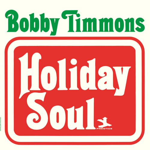 Bobby Timmons Holiday Soul LP