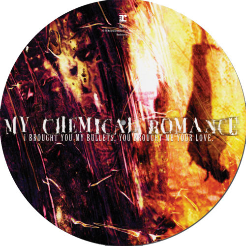My Chemical Romance I Brought You My Bullets, You Brought Me Your Love LP (Picture Disc)