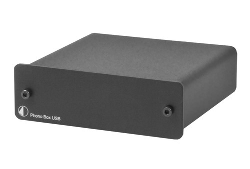 Pro-Ject Phono Box USB (Black)