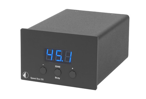 Pro-Ject Speed Box DS (Black)