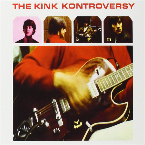 The Kinks The Kink Kontroversy 180g LP