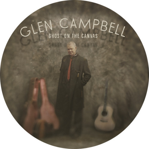 Glen Campbell Ghost On the Canvas LP (Picture Disc)