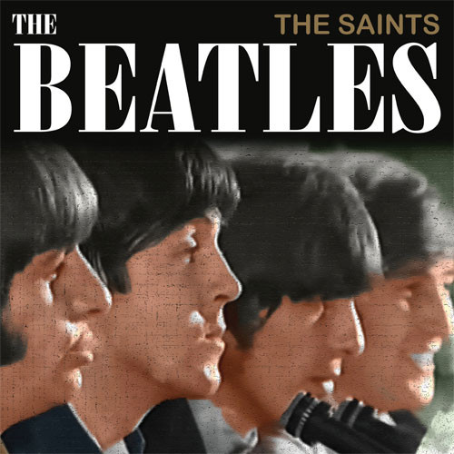 The Beatles The Saints Numbered Limited Edition 180g Import LP (Lilac Vinyl)