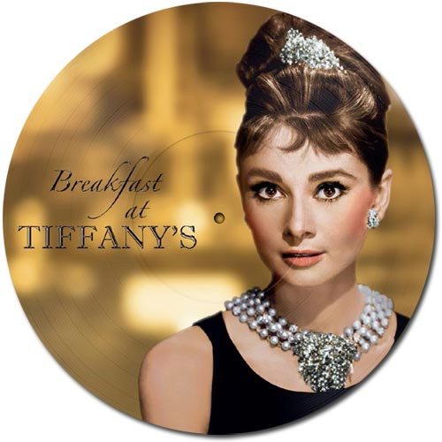 Henry Mancini Breakfast at Tiffany's LP (Picture Disc)