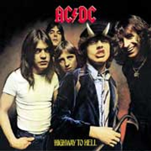 AC/DC Highway To Hell 180g LP