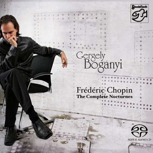 Chopin The Complete Nocturnes Direct Cut Hybrid Stereo 2SACD