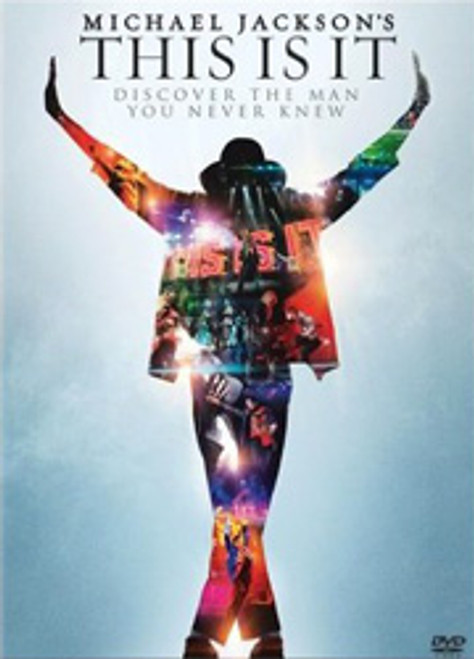 Michael Jackson This Is It DVD Video