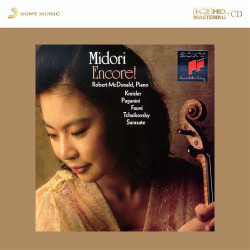 Midori Encore Numbered Limited Edition K2 HD Import CD