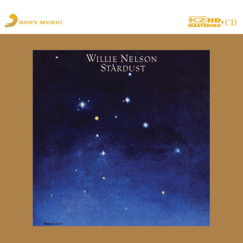 Willie Nelson Stardust Numbered Limited Edition K2 HD Import CD