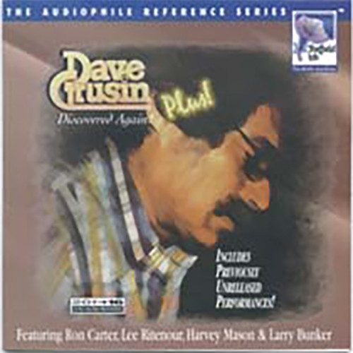 Dave Grusin Discovered Again! Plus CD
