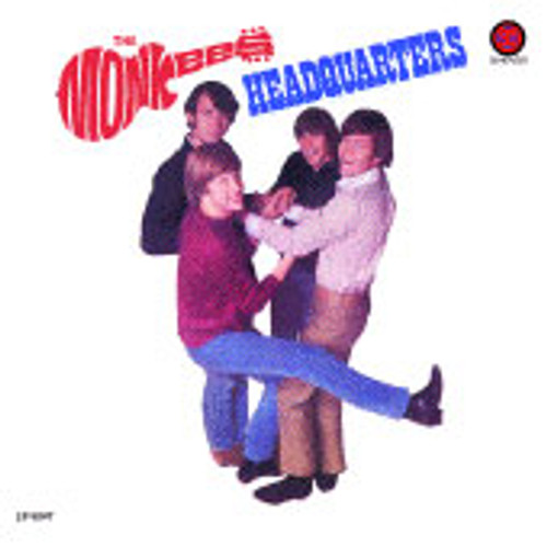 The Monkees Headquarters 150g LP
