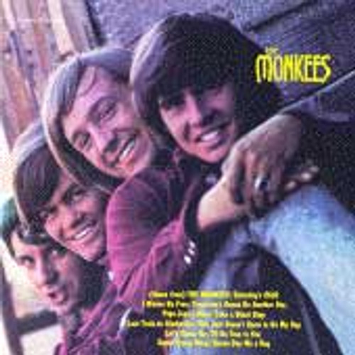 The Monkees The Monkees 150g LP