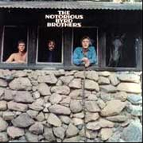 The Byrds The Notorious Byrd Brothers 150g  Mono LP