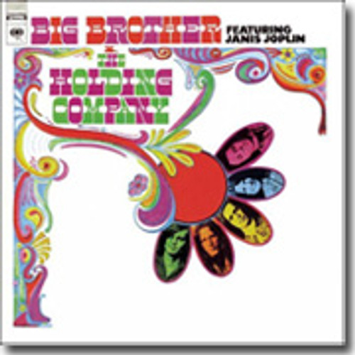 Big Brother And The Holding Company Big Brother And The Holding Company Mono LP