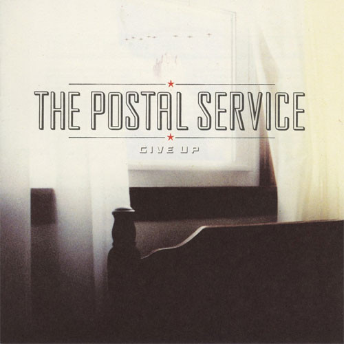 The Postal Service Give Up Deluxe Edition 3LP