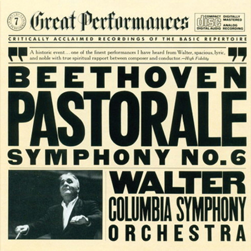 Beethoven Pastorale Symphony No. 6 Numbered Limited Edition Hybrid Stereo Import SACD