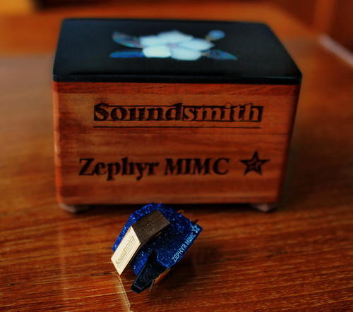 Soundsmith Zephyr MIMC Star MI Cartridge 0.4mV (Low Compliance)
