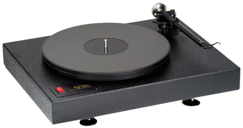 Sota Comet Turntable With S-303 Series IV (Textured Black)