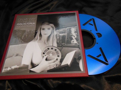 Greetje Kauffeld On My Way To the 30th Analog Forum Anniversary Master Quality Reel To Reel Tape