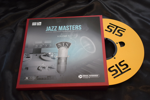 Jazz Masters Volume 3 Master Quality Reel To Reel Tape