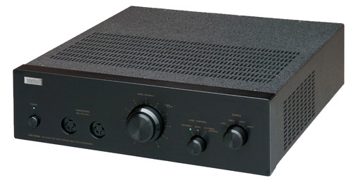 Stax SRM-T8000 Black Tube Headphone Amp