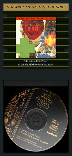 Red Hot + Blue A Tribute To Cole Porter To Benefit AIDS Research And Relief Gold CD (Long Box)