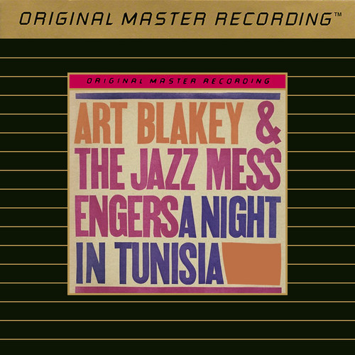 Art Blakey & The Jazz Messengers A Night In Tunisia Gold CD