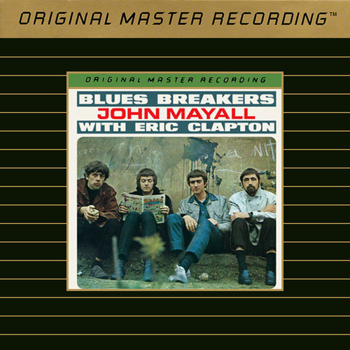 John Mayall Blues Breakers With Eric Clapton Gold CD