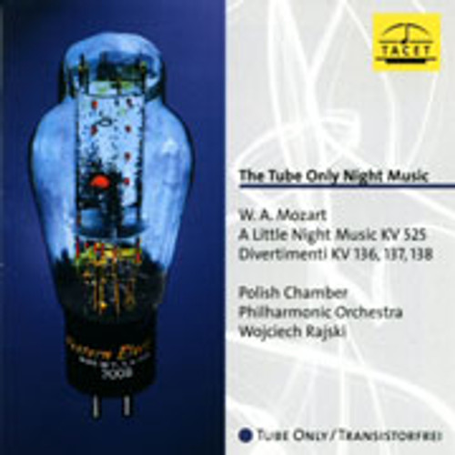THE TUBE ONLY NIGHT MUSIC 180g LP