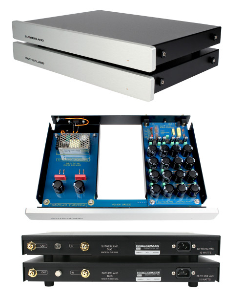 Sutherland Duo MM/MC Phono Stage