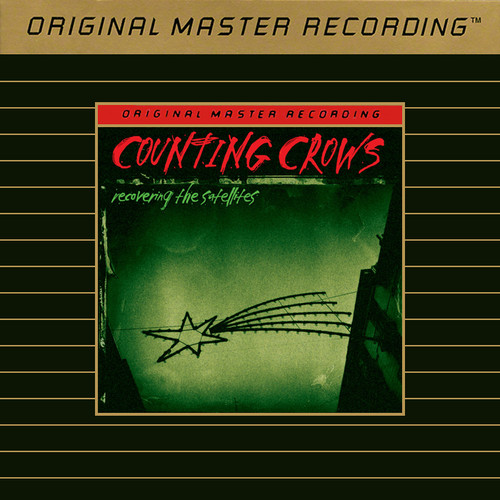 Counting Crows Recovering The Satellites Gold CD